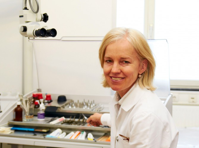Dr. med. Greta M. Wilm (HNO Ärztin)
